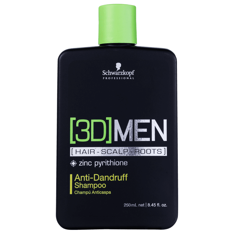 Schwarzkopf Professional 3DMension Anti-Dandruff - Shampoo 250ml