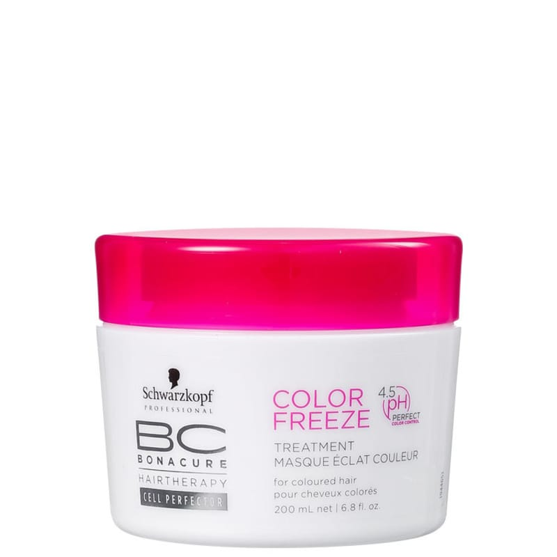 Schwarzkopf Professional BC Bonacure Color Freeze - Máscara Capilar 200ml