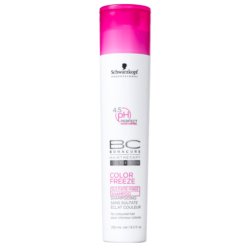 Schwarzkopf Professional BC Bonacure Color Freeze - Shampoo sem Sulfato 250ml