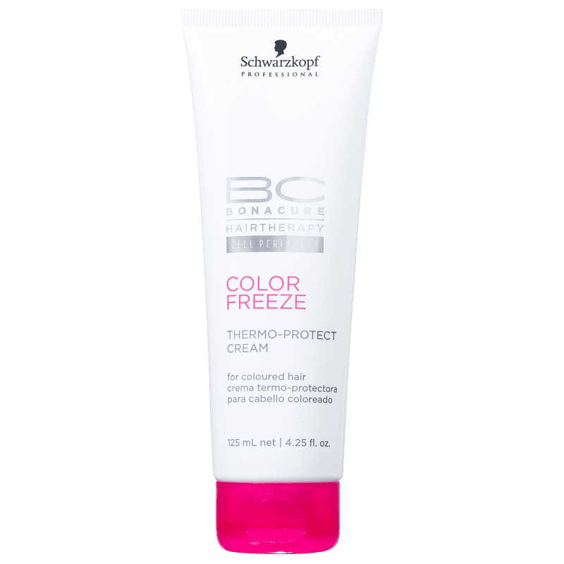 Schwarzkopf Professional BC Bonacure Color Freeze - Protetor Térmico 125ml