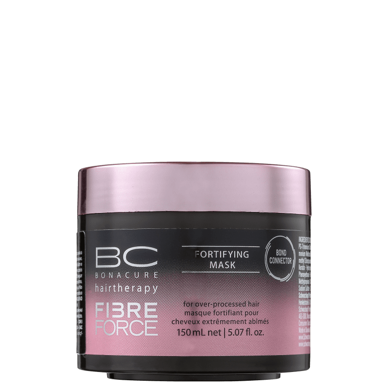 Schwarzkopf Professional BC Bonacure Fibre Force Fortifying - Máscara Capilar 150ml