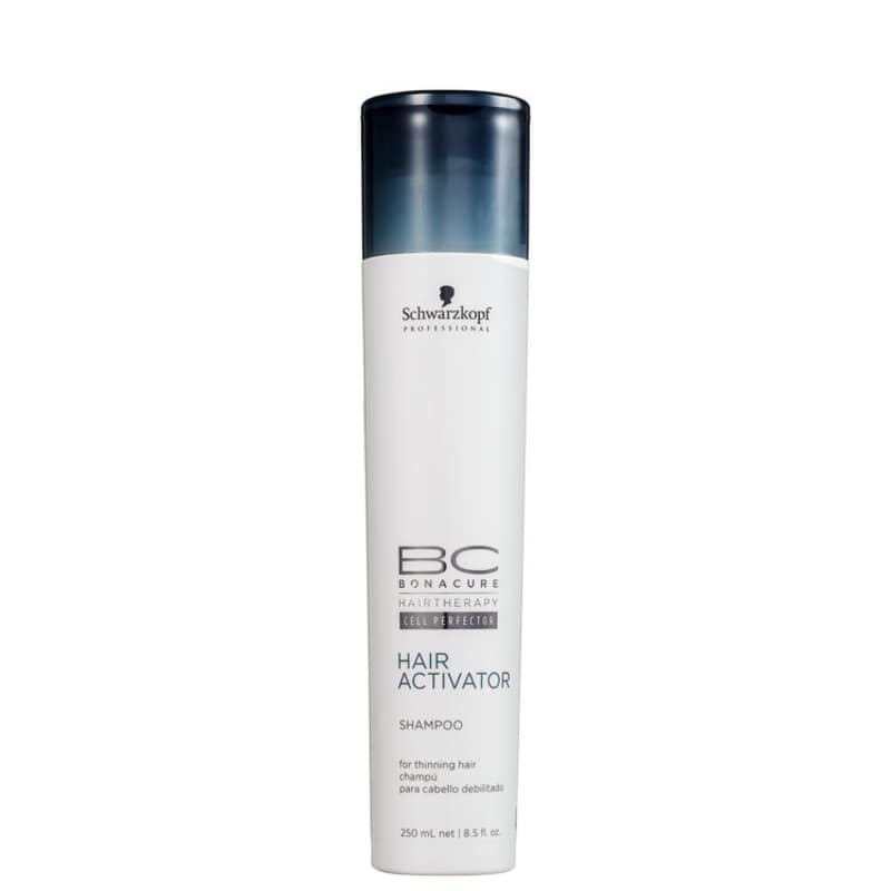 Schwarzkopf Professional BC Bonacure Hair Activator - Shampoo Antiqueda 250ml