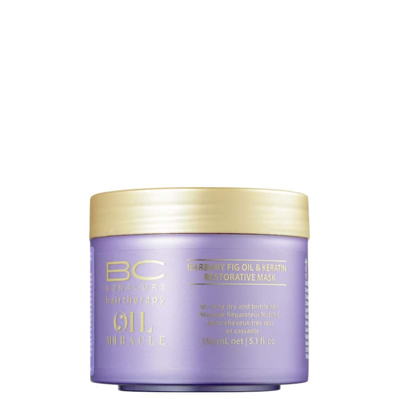 Schwarzkopf Professional BC Bonacure Oil Miracle Barbary Fig - Máscara de Nutrição 150ml