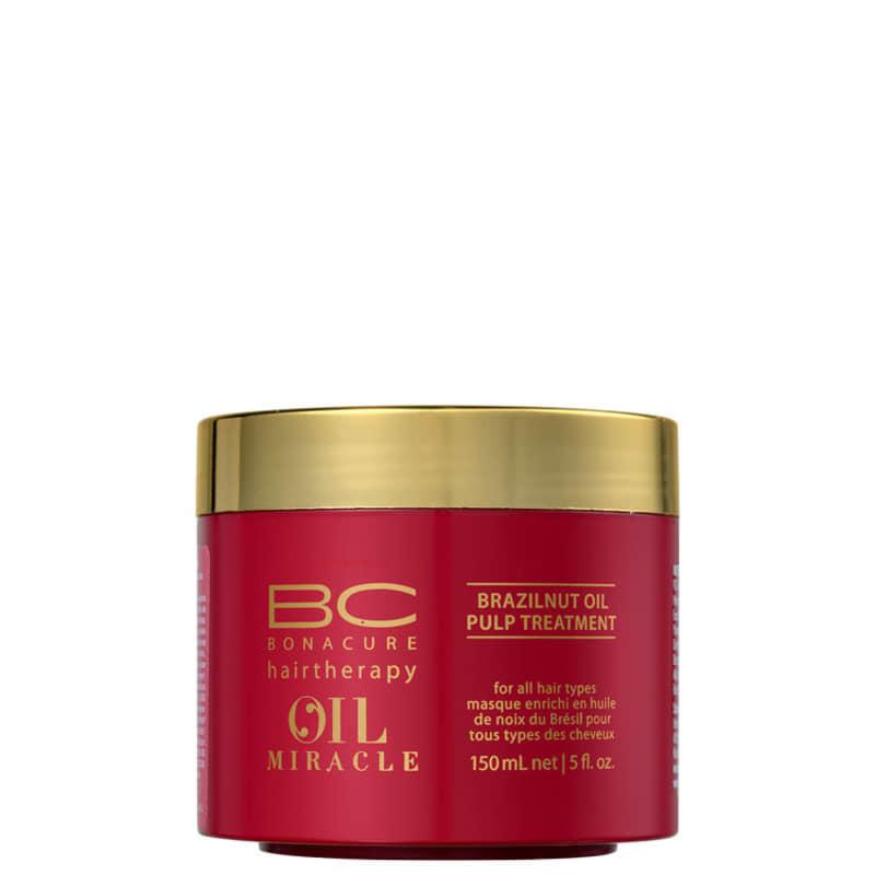 Schwarzkopf Professional BC Bonacure Oil Miracle Brazilnut - Máscara de Nutrição 150ml