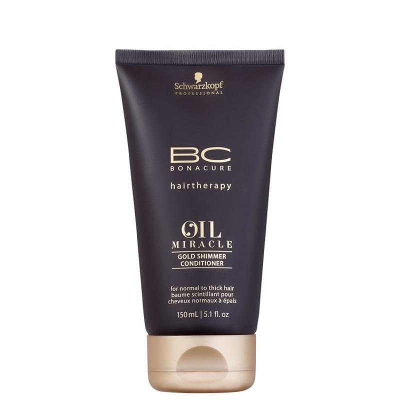 Schwarzkopf Professional BC Bonacure Oil Miracle - Condicionador 150ml