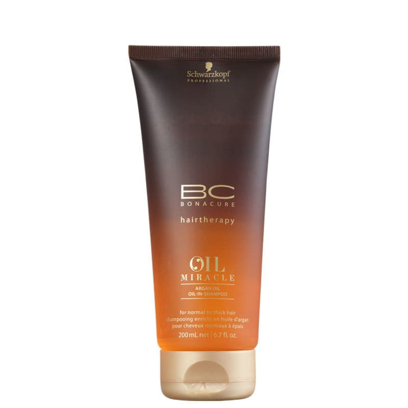 Schwarzkopf Professional BC Bonacure Oil Miracle - Shampoo 200ml