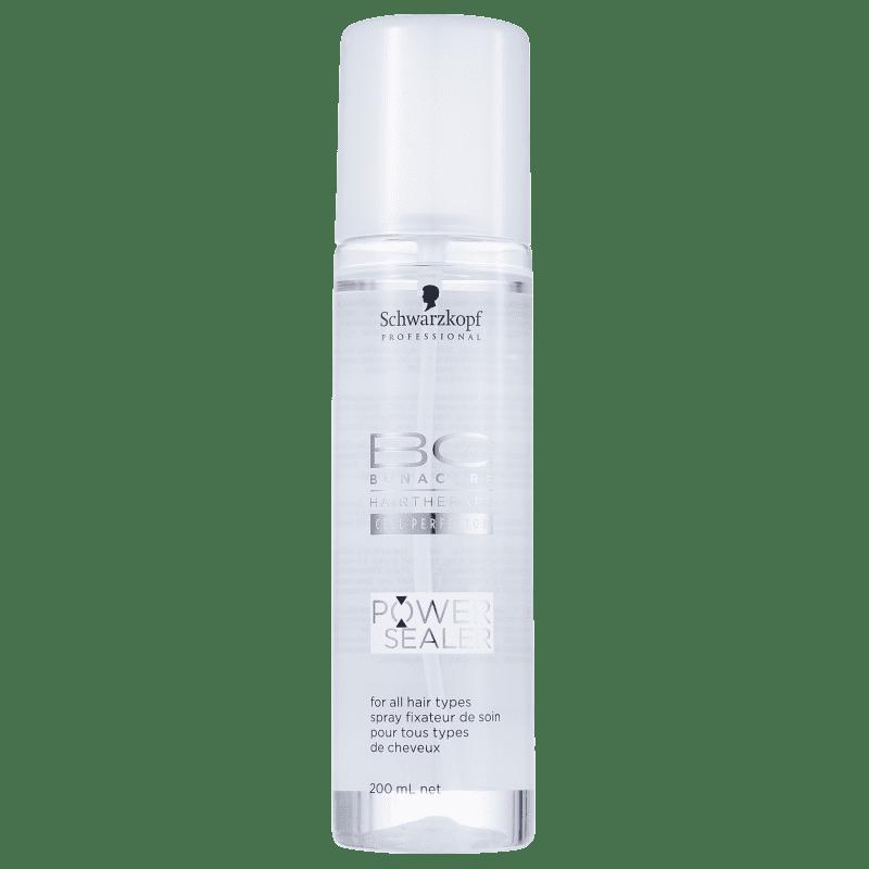 Schwarzkopf Professional BC Bonacure Power Sealer - Spray de Brilho 200ml