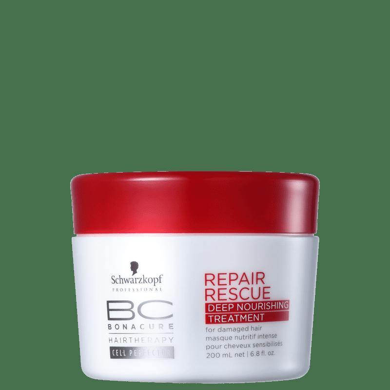 Schwarzkopf Professional BC Bonacure Repair Rescue - Máscara de Nutrição 200ml