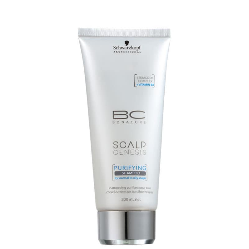 Schwarzkopf Professional BC Bonacure Scalp Genesis Purifyng - Shampoo 200ml