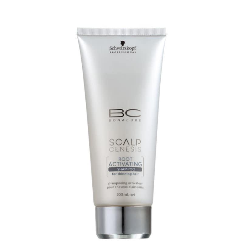 Schwarzkopf Professional BC Bonacure Scalp Genesis Root Activating - Shampoo 200ml