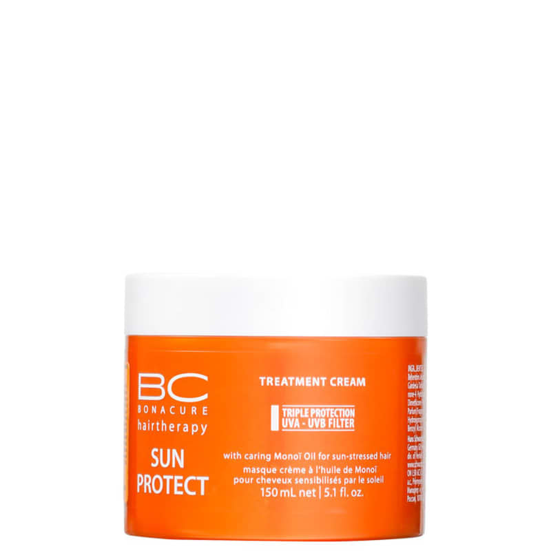 Schwarzkopf Professional BC Bonacure Sun Protect - Máscara de Hidratação 150ml