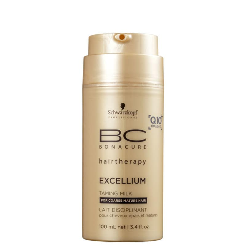 Schwarzkopf Professional BC Excellium Taming Milk - Leave-in 100ml