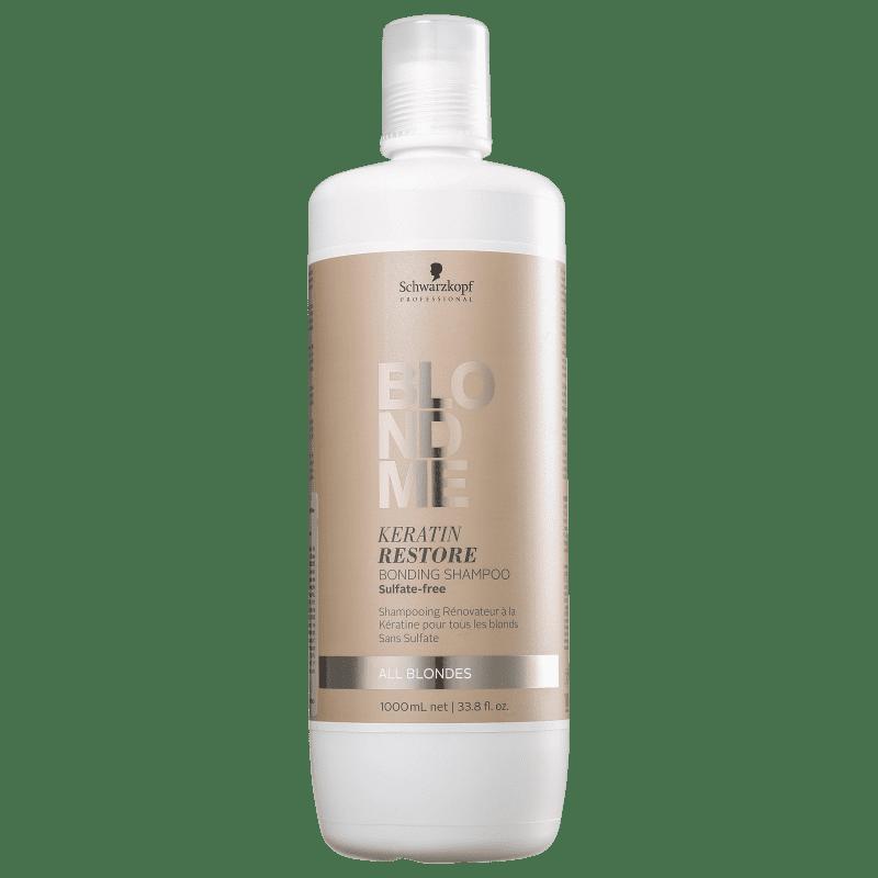 Schwarzkopf Professional BlondMe - Shampoo sem Sulfato 1000ml