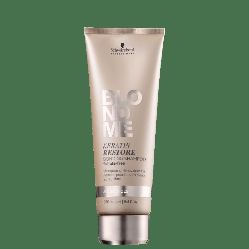 Schwarzkopf Professional BlondMe - Shampoo sem Sulfato 250ml