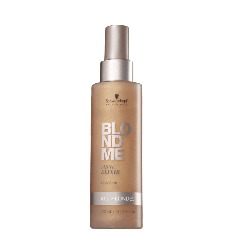 Schwarzkopf Professional BlondMe Shine Elixir - Sérum Capilar 150ml