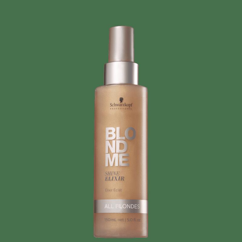 Schwarzkopf Professional BlondMe Shine Elixir - Sérum Capilar 150ml
