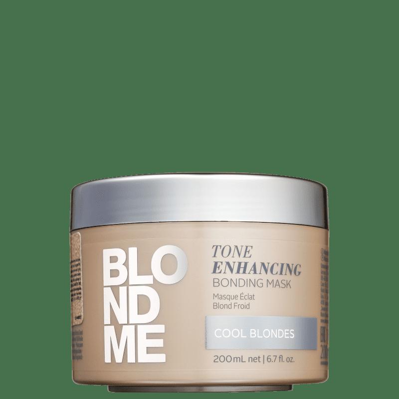 Schwarzkopf Professional Blondme Tone Enhancing - Máscara 200ml