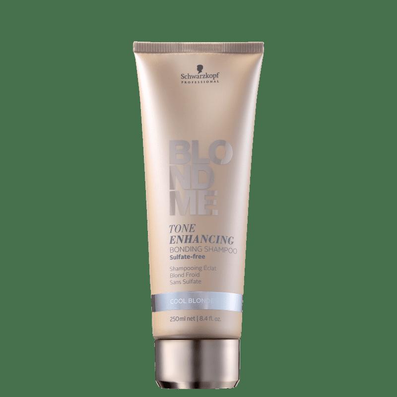 Schwarzkopf Professional BlondMe Tone Enhancing - Shampoo Desamarelador 250ml