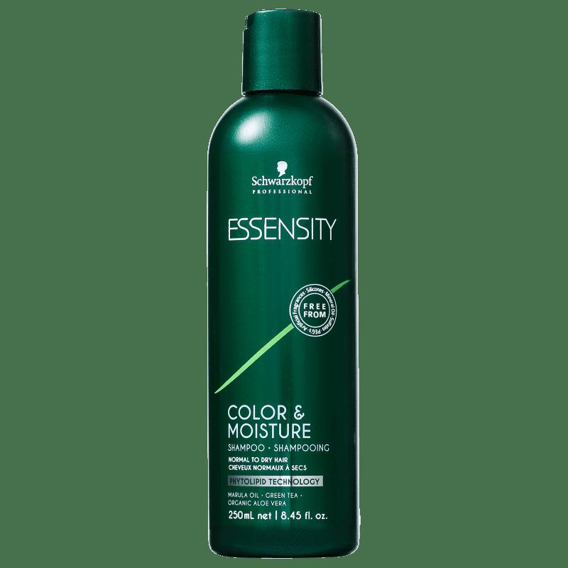 Schwarzkopf Professional Essensity Color & Moisture - Shampoo sem Sulfato 250ml