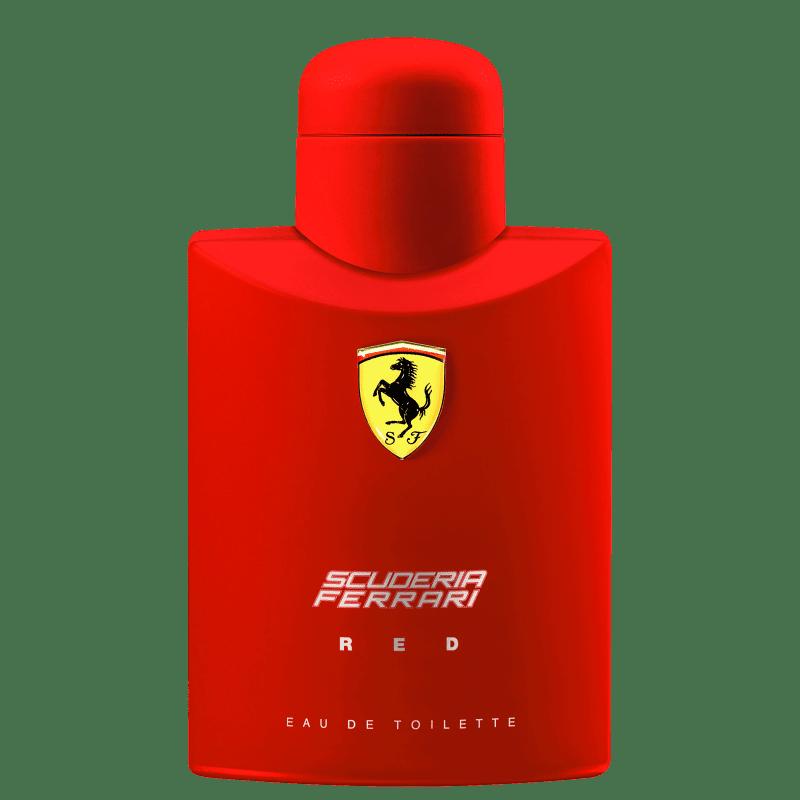 Scuderia Ferrari Red Eau de Toilette - Perfume Masculino 125ml