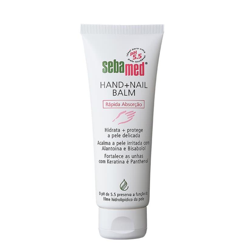 Sebamed Hand + Nail Balm - Creme para as Mãos e Unhas 75ml