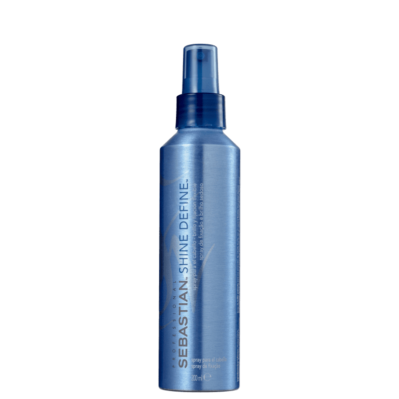 Sebastian Professional Flaunt Shine Define - Spray de Brilho 200ml