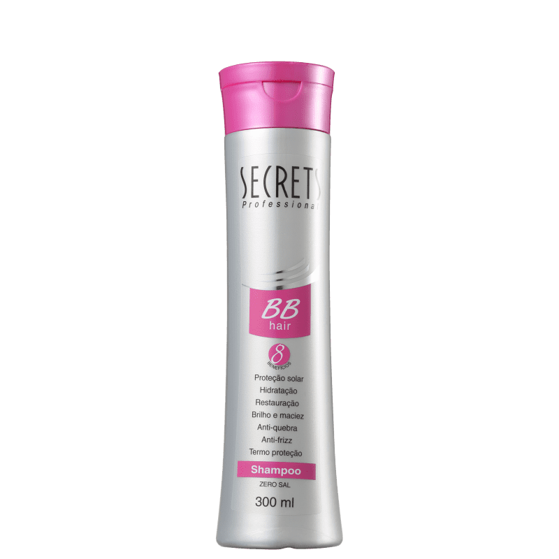 Secrets Professional BB Hair - Shampoo 300ml