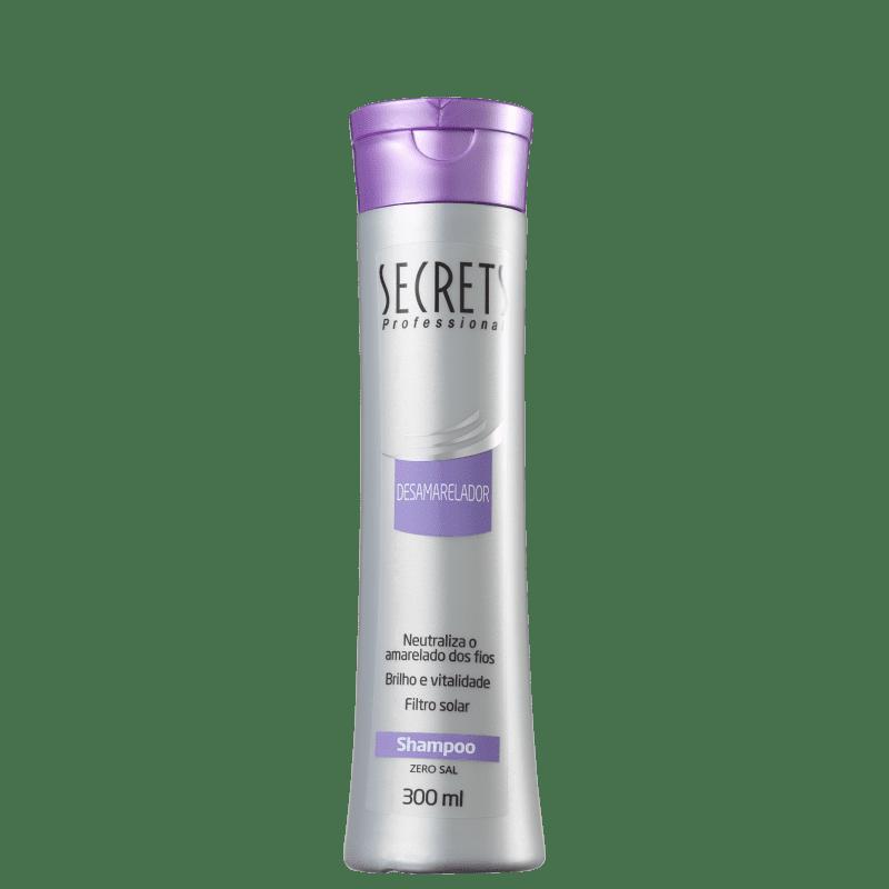 Secrets Professional Desamarelador - Shampoo 300ml