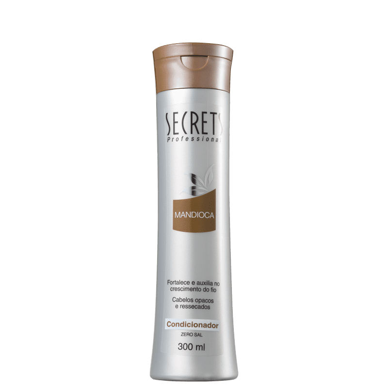 Secrets Professional Mandioca - Condicionador 300ml