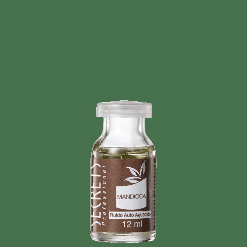 Secrets Professional Fluido Auto Aquecido Mandioca - Ampola de Nutrição 12ml