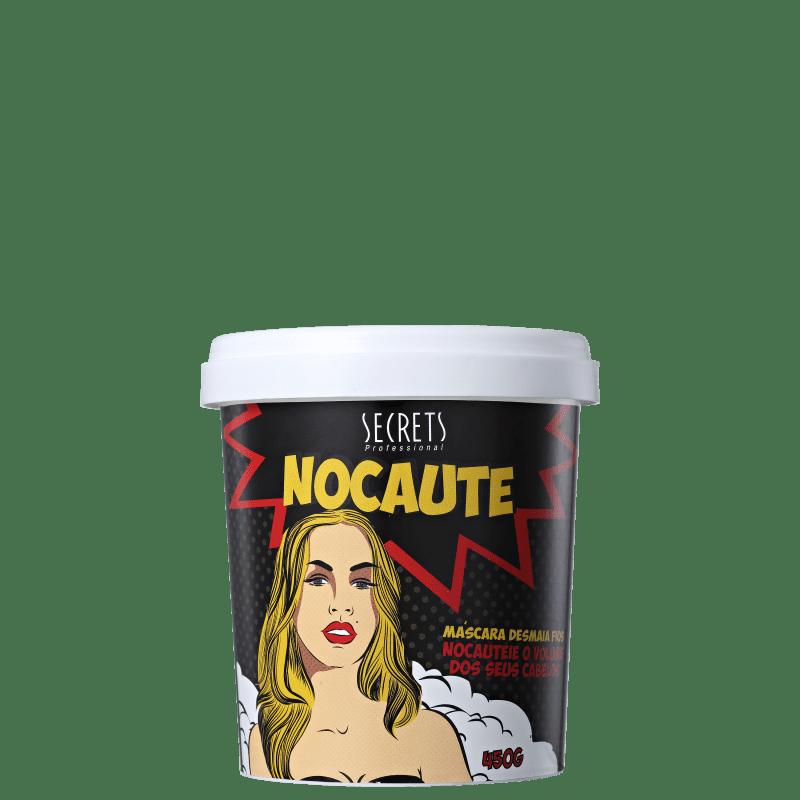 Secrets Professional Nocaute Desmaia Fios - Máscara Capilar 450g
