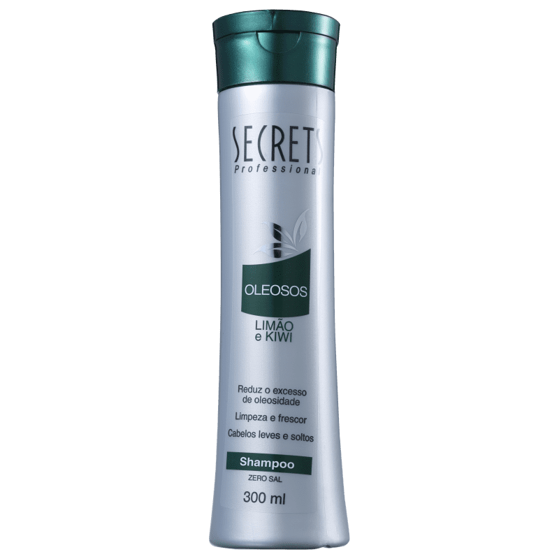 Secrets Professional Oleosos - Shampoo sem Sal 300ml