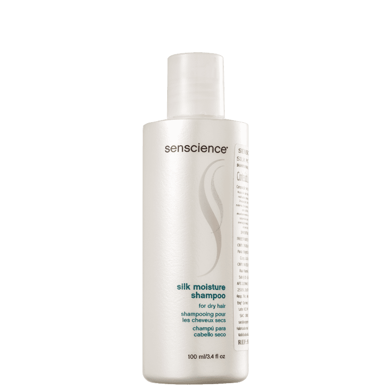 Senscience Silk Moisture Mini - Shampoo 100ml