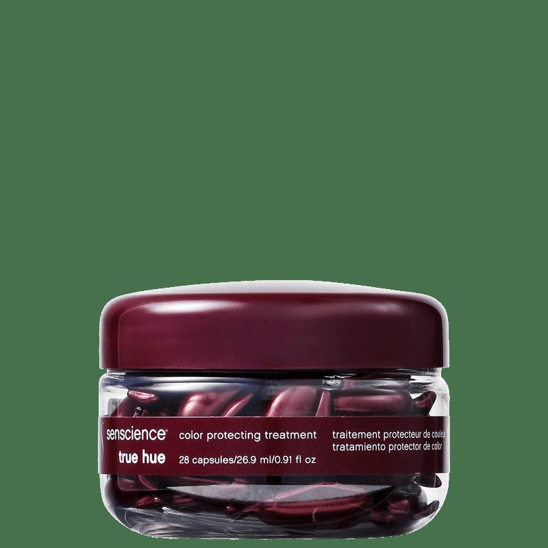 Senscience True Hue Color Protecting - Cápsulas de Tratamento 26,9ml