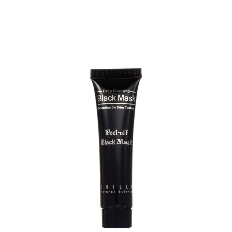 Shills Black Mask - Máscara Removedora de Cravos 15ml