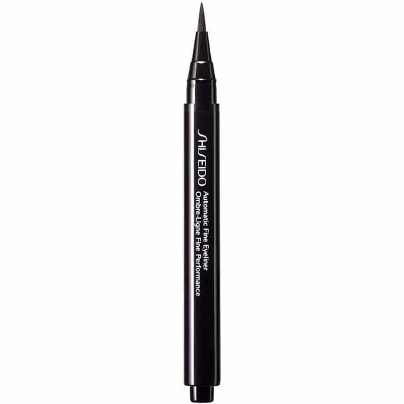 Shiseido Automatic Fine Eyeliner Bk901 Black - Caneta Delineadora