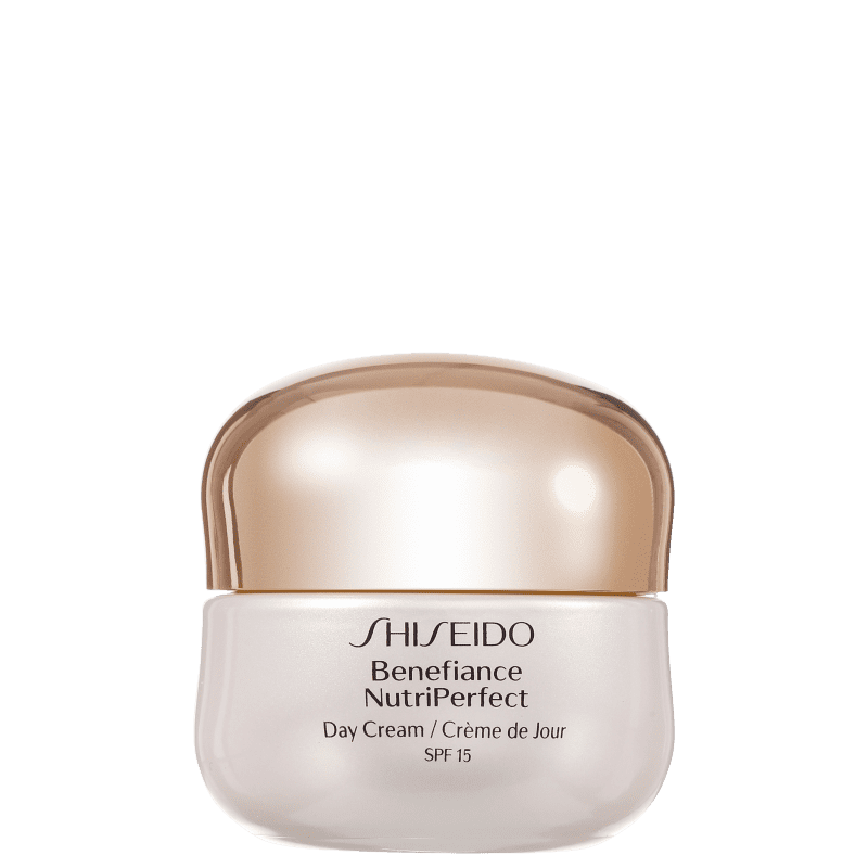 Shiseido Benefiance NutriPerfect Day FPS 15 - Creme Anti-Idade Diurno 50ml