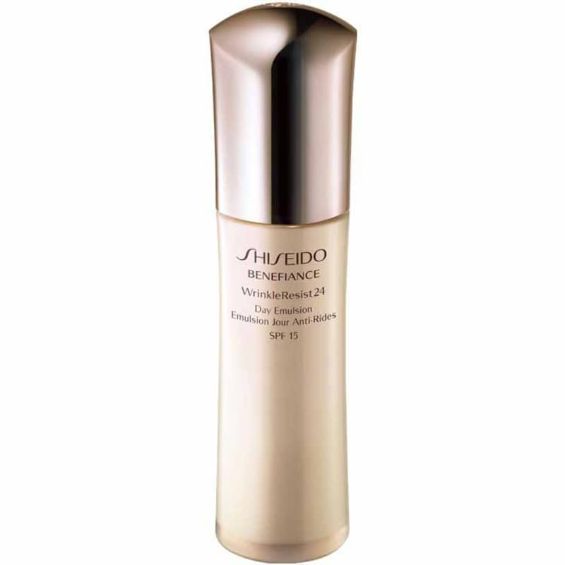 Shiseido Benefiance Wrinkle Resist24 Day FPS 15 - Emulsão Anti-Idade Diurna 75ml