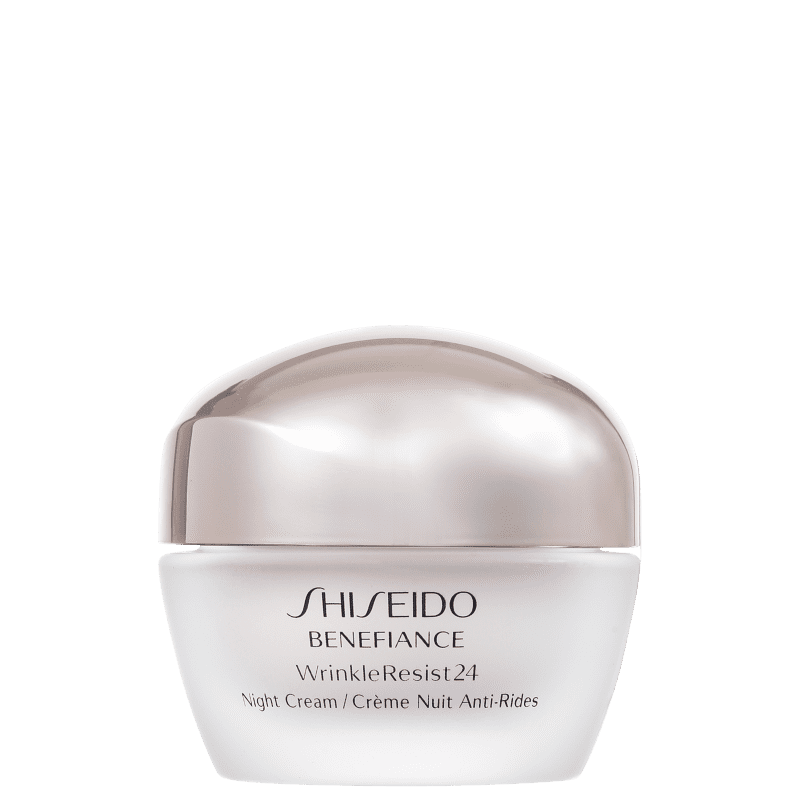 Shiseido Benefiance Wrinkle Resist24 Night - Creme Anti-Idade Noturno 50ml