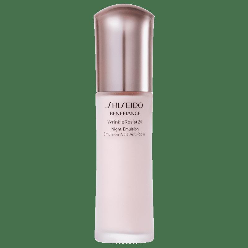 Shiseido Benefiance Wrinkle Resist24 Night - Emulsão Anti-Idade Noturna 75ml