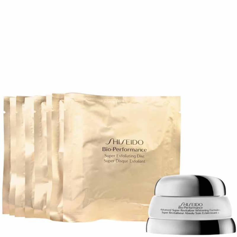 Kit Shiseido Bio-Performance Whitening Treatment (2 produtos)