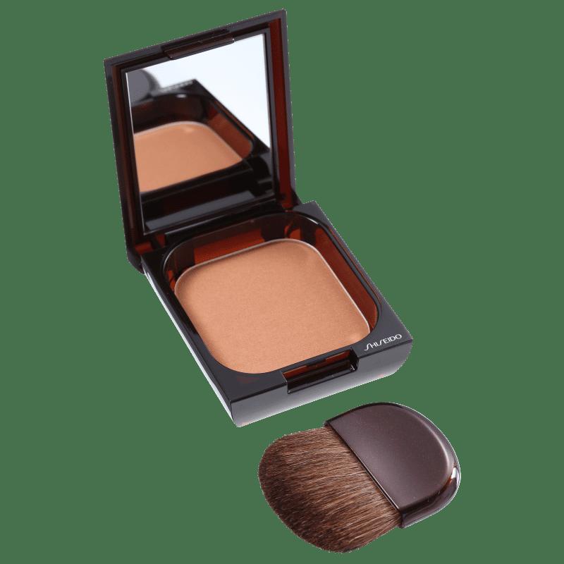 Shiseido Bronzer 3 Deep - Pó Compacto