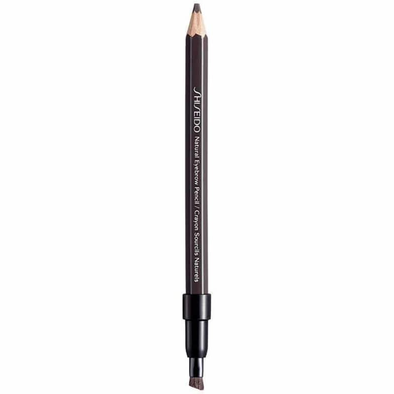 Shiseido Crayon Sourcils Naturels Br602 Deep Brown - Lápis para Sobrancelha