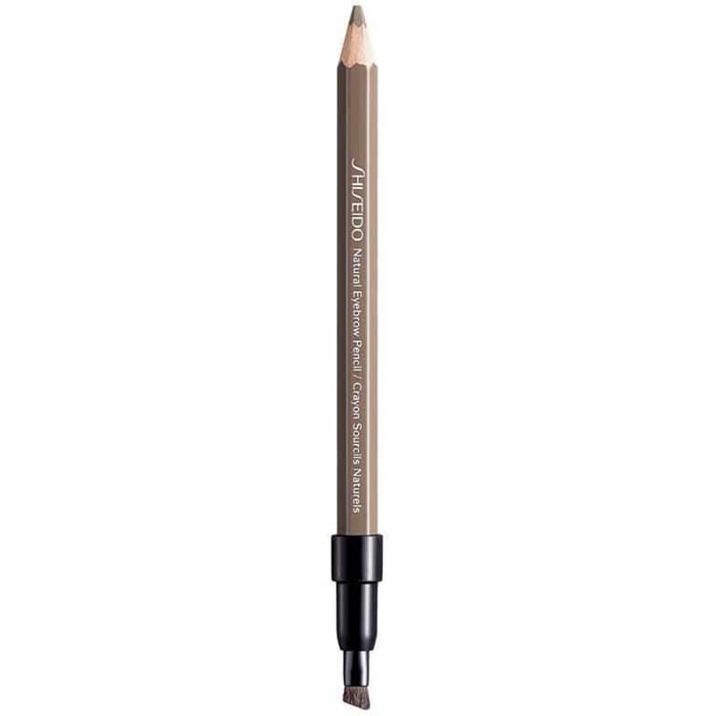 Shiseido Crayon Sourcils Naturels Br704 Light Brown - Lápis para Sobrancelha