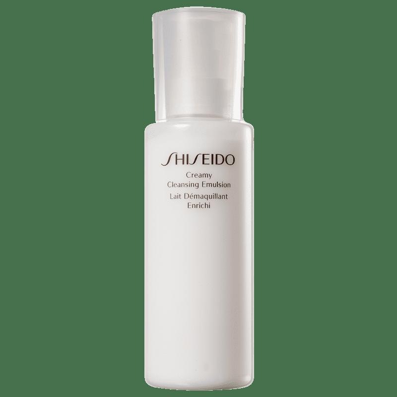 Shiseido Creamy Cleasing - Emulsão de Limpeza Facial 200ml