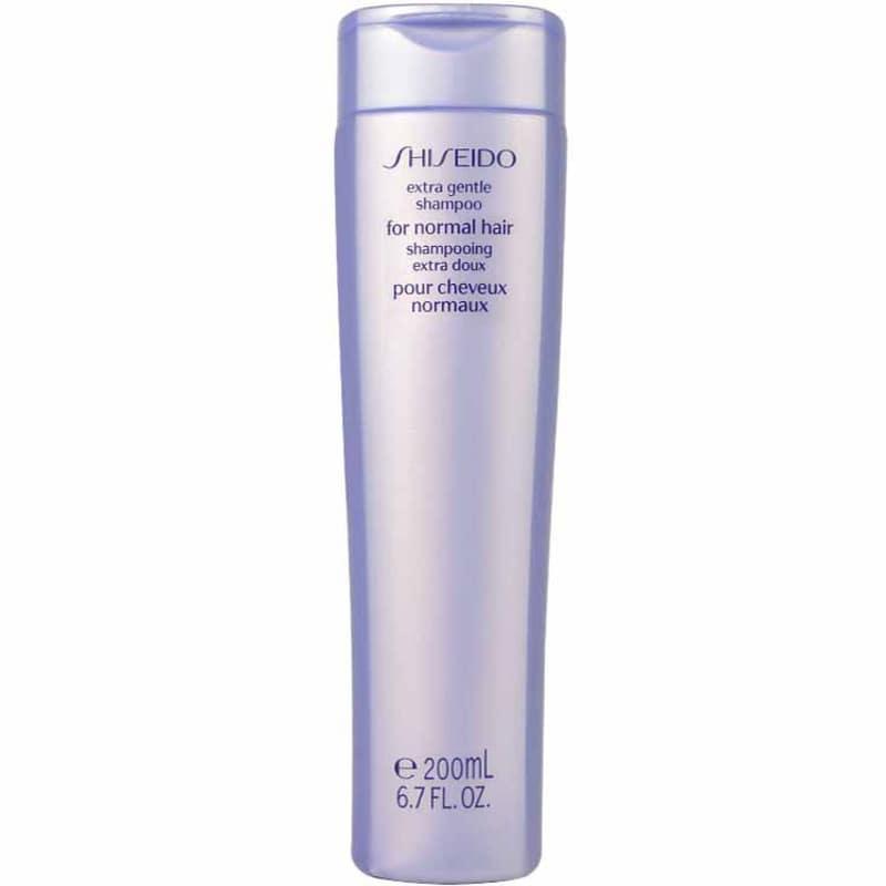 Shiseido Extra Gentle for Normal Hair - Shampoo 200ml