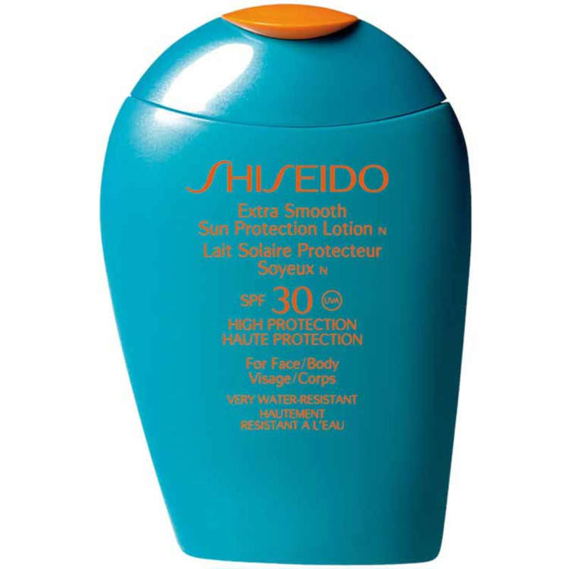 Shiseido Extra Smooth Sun Protection Lotion N Spf 30 - Protetor Solar 100ml