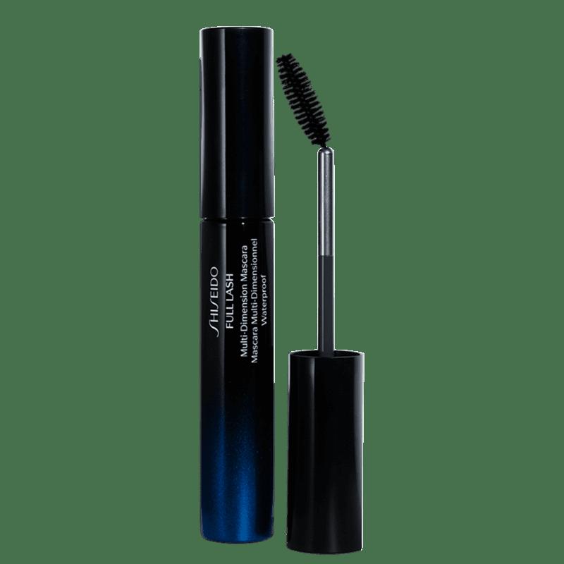 Shiseido Full Lash Multi Dimension Waterproof BK901 Preta - Máscara de Cílios 8ml