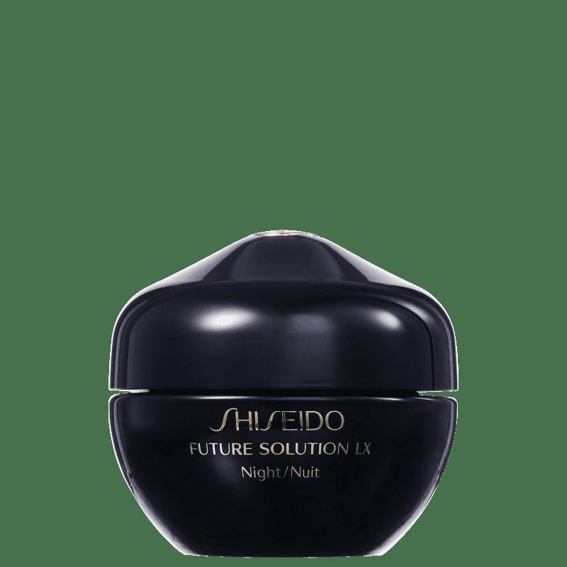 Shiseido Future Solution LX Night Total Regenerating - Creme Anti-Idade Noturno 50ml