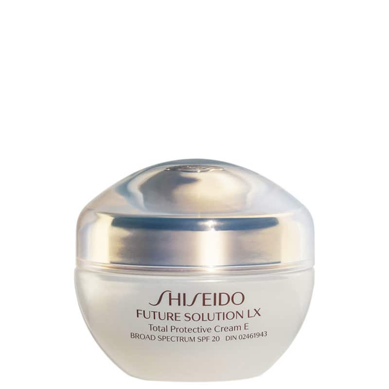 Shiseido Future Solution LX Total Protective FPS 20 - Creme Hidratante Facial 50ml
